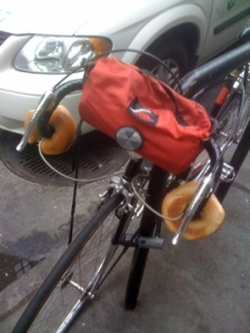 Yes, those are bagels.